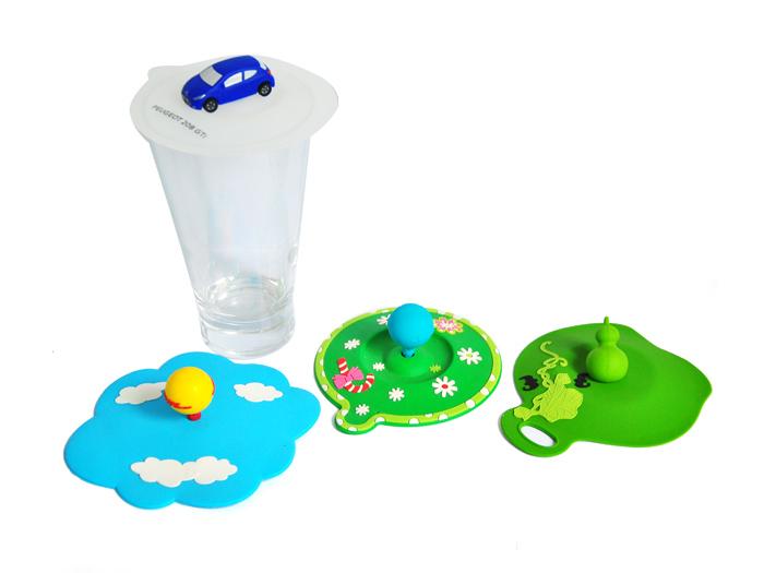硅胶杯盖的应用会有影响吗